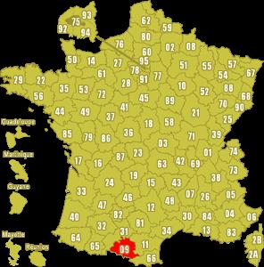 departement 09