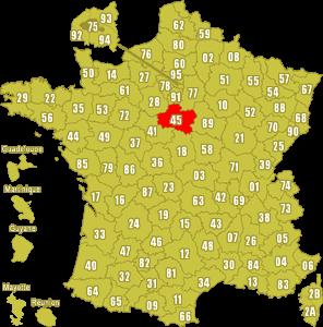 Conseil g n ral d partemental loiret 45 for Region du loiret